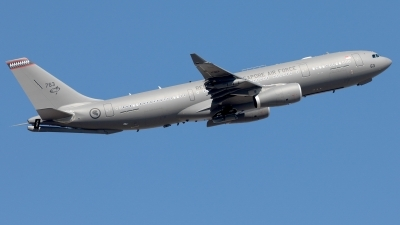 Photo ID 223815 by F. Javier Sánchez Gómez. Singapore Air Force Airbus A330 243MRTT, 763