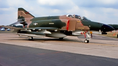 Photo ID 223820 by Gerrit Kok Collection. USA Air Force McDonnell Douglas F 4E Phantom II, 74 1620