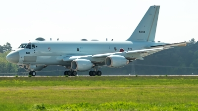 Photo ID 223867 by W.A.Kazior. Japan Navy Kawasaki P 1, 5508