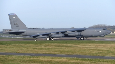 Photo ID 225413 by Peter Boschert. USA Air Force Boeing B 52H Stratofortress, 61 0013
