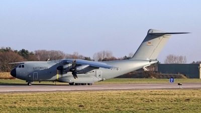 Photo ID 223940 by Dieter Linemann. Germany Air Force Airbus Atlas C1 A400M, 54 13