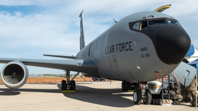 Photo ID 223912 by W.A.Kazior. USA Air Force Boeing KC 135R Stratotanker 717 148, 64 14829