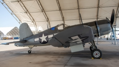 Photo ID 223931 by W.A.Kazior. Private Planes of Fame Air Museum Vought F4U 1A Corsair, NX83782