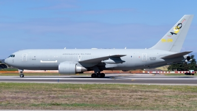 Photo ID 223982 by Varani Ennio. Italy Air Force Boeing KC 767A 767 2EY ER, MM62226