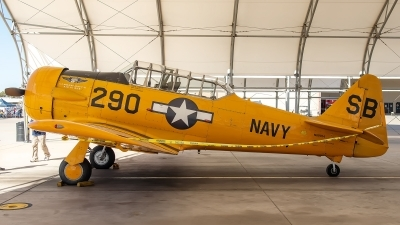 Photo ID 224021 by W.A.Kazior. Private Commemorative Air Force North American SNJ 5 Texan, N89014