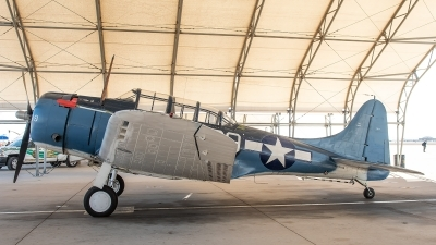Photo ID 225450 by W.A.Kazior. Private Planes of Fame Air Museum Douglas SBD 5 Dauntless, NX670AM