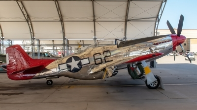 Photo ID 225449 by W.A.Kazior. Private Palm Springs Air Museum North American P 51D Mustang, N151BP