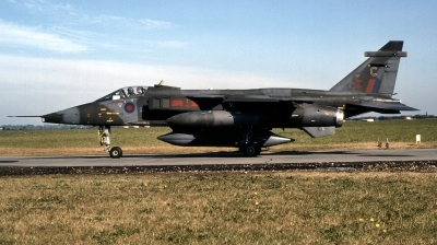 Photo ID 224060 by Alex Staruszkiewicz. UK Air Force Sepecat Jaguar GR1, XZ115