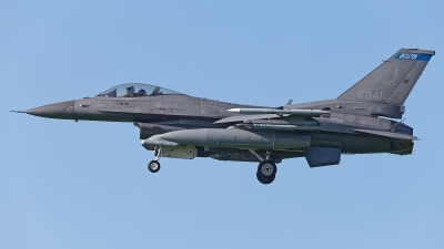 Photo ID 224089 by Rainer Mueller. USA Air Force General Dynamics F 16C Fighting Falcon, 91 0341