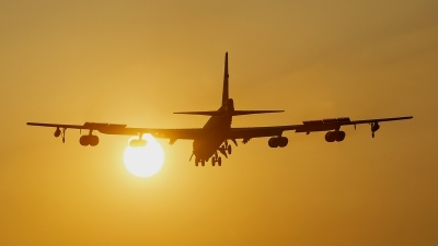 Photo ID 224083 by Tom Gibbons. USA Air Force Boeing B 52H Stratofortress, 61 0015