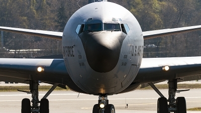 Photo ID 224118 by Aaron C. Rhodes. USA Air Force Boeing KC 135R Stratotanker 717 148, 58 0038