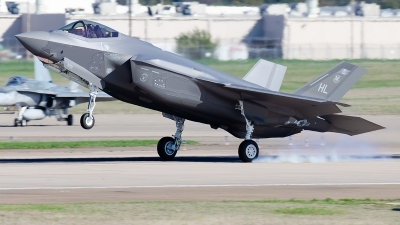 Photo ID 224132 by Brandon Thetford. USA Air Force Lockheed Martin F 35A Lightning II, 17 5251