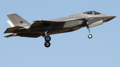 Photo ID 224133 by Brandon Thetford. Turkey Air Force Lockheed Martin F 35A Lightning II, 18 0004