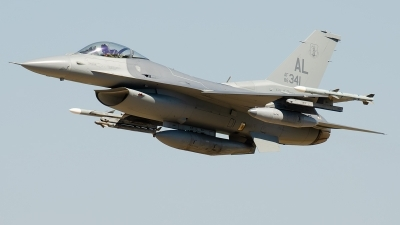 Photo ID 224136 by Brandon Thetford. USA Air Force General Dynamics F 16C Fighting Falcon, 86 0341