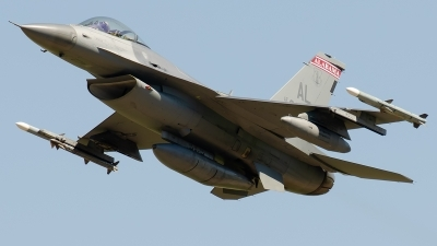 Photo ID 224137 by Brandon Thetford. USA Air Force General Dynamics F 16C Fighting Falcon, 87 0222