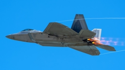 Photo ID 224140 by W.A.Kazior. USA Air Force Lockheed Martin F 22A Raptor, 07 4137