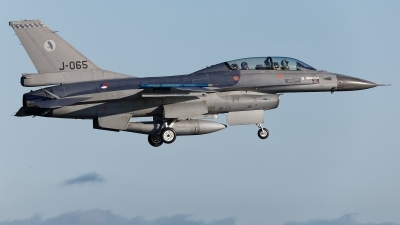 Photo ID 224185 by Rainer Mueller. Netherlands Air Force General Dynamics F 16BM Fighting Falcon, J 065