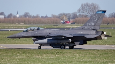 Photo ID 224229 by Rainer Mueller. USA Air Force General Dynamics F 16C Fighting Falcon, 91 0406