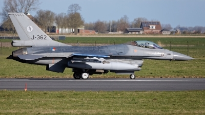 Photo ID 224232 by Rainer Mueller. Netherlands Air Force General Dynamics F 16AM Fighting Falcon, J 362