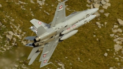 Photo ID 224209 by Sven Zimmermann. Switzerland Air Force McDonnell Douglas F A 18C Hornet, J 5022