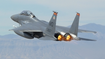 Photo ID 224207 by Peter Boschert. USA Air Force McDonnell Douglas F 15E Strike Eagle, 88 1667