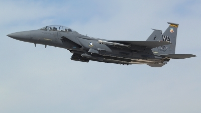 Photo ID 224205 by Peter Boschert. USA Air Force McDonnell Douglas F 15E Strike Eagle, 90 0257
