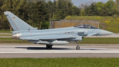 Photo ID 224197 by Dieter Linemann. Germany Air Force Eurofighter EF 2000 Typhoon S, 31 07