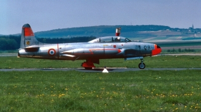 Photo ID 224276 by Alex Staruszkiewicz. France Air Force Lockheed T 33A Shooting Star, 51 4192