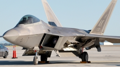 Photo ID 224300 by Misael Ocasio Hernandez. USA USA Lockheed Martin F 22A Raptor, 07 4137