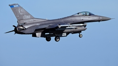 Photo ID 224383 by Rainer Mueller. USA Air Force General Dynamics F 16C Fighting Falcon, 96 0082
