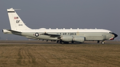Photo ID 224339 by Chris Lofting. USA Air Force Boeing RC 135U Combat Sent 739 445B, 64 14849
