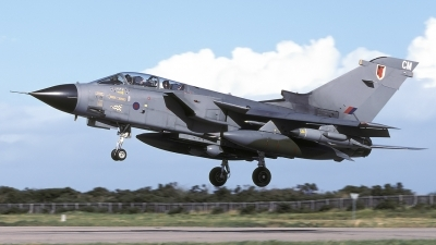 Photo ID 224393 by Chris Lofting. UK Air Force Panavia Tornado GR1, ZD849