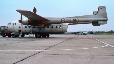 Photo ID 224371 by Alex Staruszkiewicz. France Air Force Nord N 2501F Noratlas, 142