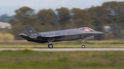 Photo ID 224476 by Dimitris Bountouris. Italy Air Force Lockheed Martin F 35A Lightning II, MM7359