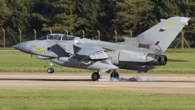 Photo ID 224422 by Chris Lofting. UK Air Force Panavia Tornado GR4, ZA472