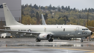 Photo ID 224474 by Aaron C. Rhodes. USA Navy Boeing P 8A Poseidon 737 800ERX, 169543