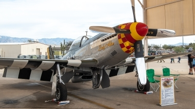 Photo ID 224525 by W.A.Kazior. Private Private North American P 51D Mustang, N151MW