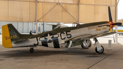 Photo ID 224522 by W.A.Kazior. Private Private North American P 51D Mustang, N151MW
