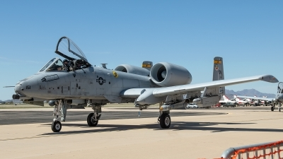 Photo ID 224438 by W.A.Kazior. USA Air Force Fairchild A 10C Thunderbolt II, 80 0151