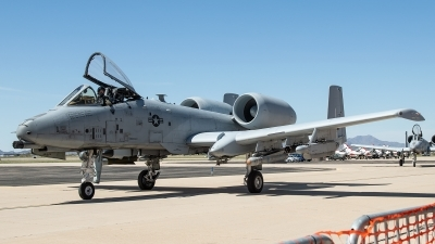 Photo ID 224440 by W.A.Kazior. USA Air Force Fairchild A 10C Thunderbolt II, 78 0712