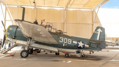 Photo ID 225139 by W.A.Kazior. Private Commemorative Air Force Grumman TBM 3E Avenger, NL53503