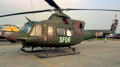 Photo ID 224527 by Sven Zimmermann. Slovenia Air Force Bell 412EP, H2 35