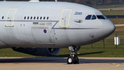 Photo ID 224482 by Mario Boeren. UK Air Force Airbus Voyager KC2 A330 243MRTT, ZZ330