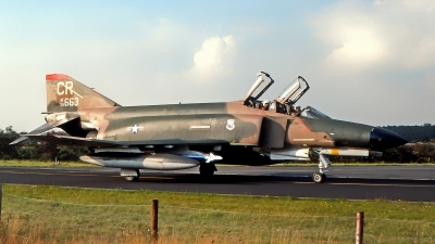 Photo ID 224484 by Gerrit Kok Collection. USA Air Force McDonnell Douglas F 4E Phantom II, 74 0663