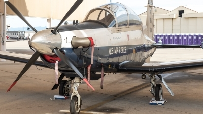Photo ID 224597 by W.A.Kazior. USA Air Force Raytheon AT 6A Texan II, 96 3011