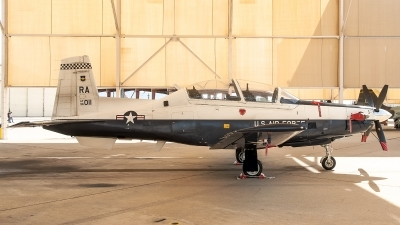 Photo ID 224599 by W.A.Kazior. USA Air Force Raytheon AT 6A Texan II, 96 3011