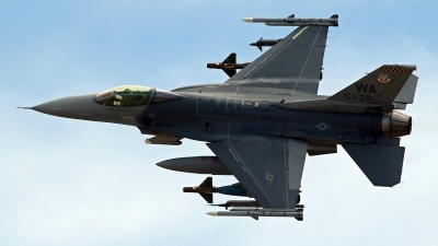 Photo ID 224606 by Richard de Groot. USA Air Force General Dynamics F 16C Fighting Falcon, 90 0739