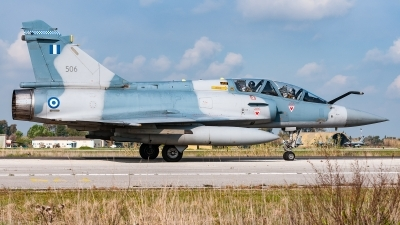 Photo ID 224569 by David Novák. Greece Air Force Dassault Mirage 2000 5BG, 506