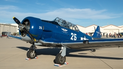 Photo ID 224668 by W.A.Kazior. Private Commemorative Air Force North American SNJ 5 Texan, N3246G