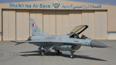 Photo ID 25720 by Frank Noort. Bahrain Air Force General Dynamics F 16C Fighting Falcon, 203